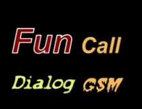 Fun Telephone Call