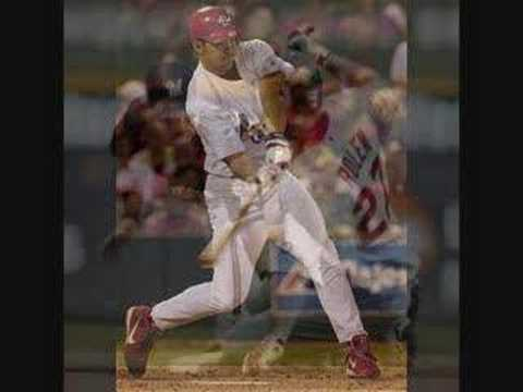 Scott Rolen-St. Louis Cardinals Video