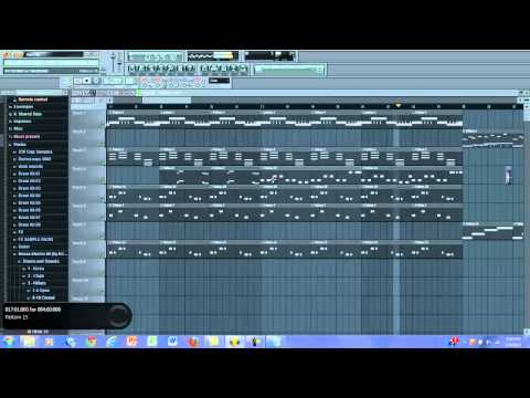 How To Make Simple Rap  Hip-hop Beat With Piano ||new Fl Studio Tutorial For Beginners video