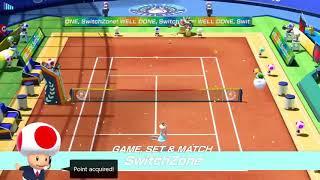 Mario Tennis aces #champion #6