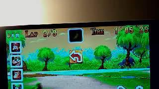 Mario Kart Super Circuit (Gameplay) Mushroom Cup