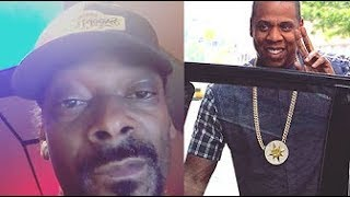 "Snoop Dogg Reviews JAY-Z 4:44 Album ""You Won"