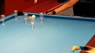 Pool power shots!