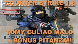 GamesOfBastards - Counter Strike -Tomy culiao malo + Bonus pitanza!!-