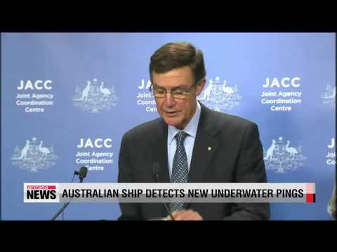 Australia detects more pings in Malaysia plane search