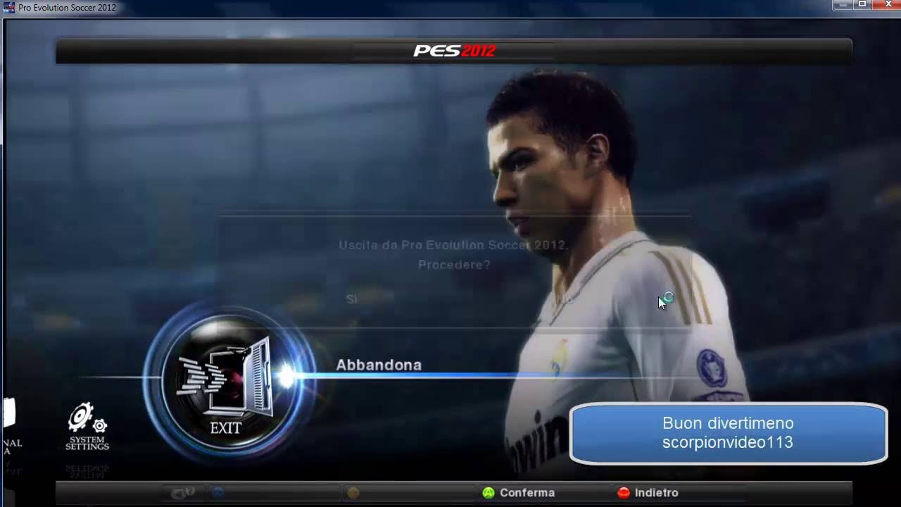Pro evolution soccer 2012 - come aumentare Extra GP Punti. pro evolution so