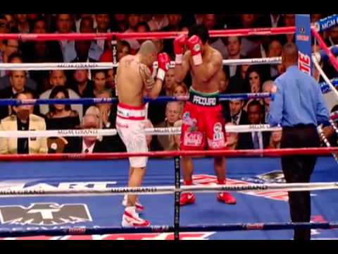 Manny Pacquiao's Speed Scares Floyd Mayweather Jr