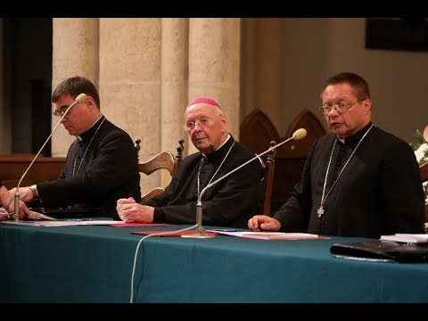 Obrady Synodu Archidiecezji Łódzkiej | Abp  Ryś | 22.09.2018