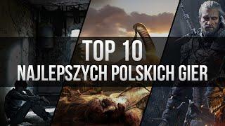 TOP 10 Najlepszych Polskich Gier