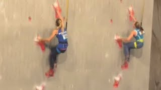 Speed climbing: Olympics' newest, fastest sport