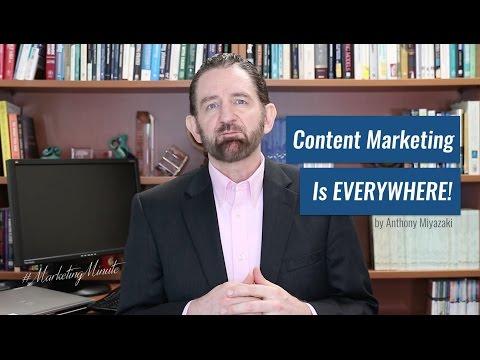 "Marketing Minute 047 ""Why Do Content Marketing?"" (Marketing Strategy / Social Media Marketing)"