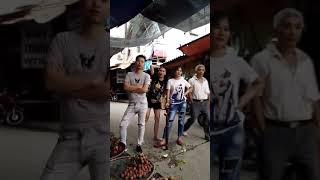 Cẩm phả Quảng Ninh - Chuẩn bị đánh nhau