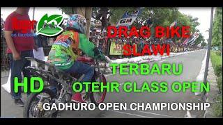 drag bike slawi terbaru gadhuro open championship 24 jan 2016 other class open