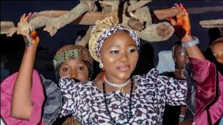 Fati Lade Wedding - Alh Santa (Yawo Fati Lade) Latest Nupe Wedding