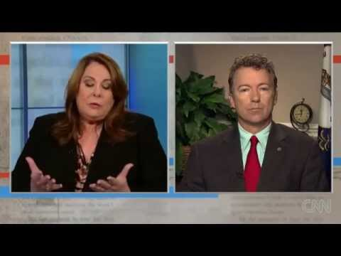 CNN  FATASS TRIES, BUT FAILS TO DOWNPLAY CORRUPTION & DISCREDIT RAND PAUL.