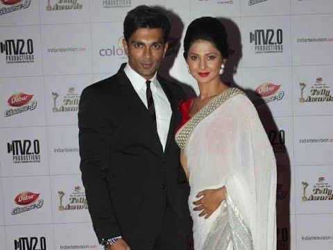 Jennifer Winget And Karan Singh Grover On Colors Telly ...