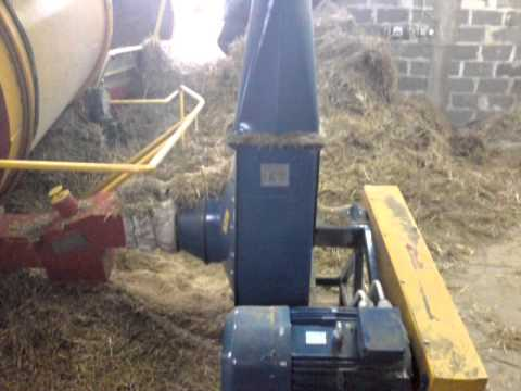 Podwójna linia BT60 wydajność kpl. 800-1000kg / h na słomach, sianie, ...