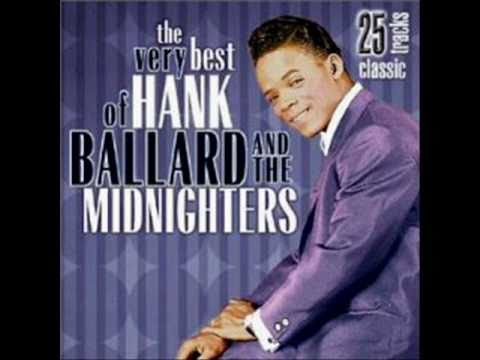 Hank Ballard And The Midnighters - Lets Go Lets Go Lets Go