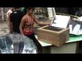 Autoconstrucción de horno solar con materiales reciclados