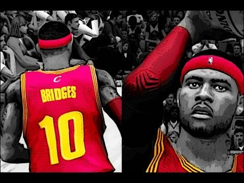 NBA 2k13 MyCAREER - Kyrie & Neal Ballin for the Cavs | Nike or Jordan | 1st Signature Skill