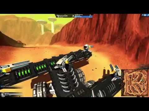 Robocraft - First time in the Pit - 9 kills streak & 5M RP.