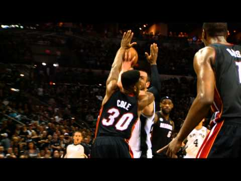 Phantom: Best of Game 5 of the 2013 Finals