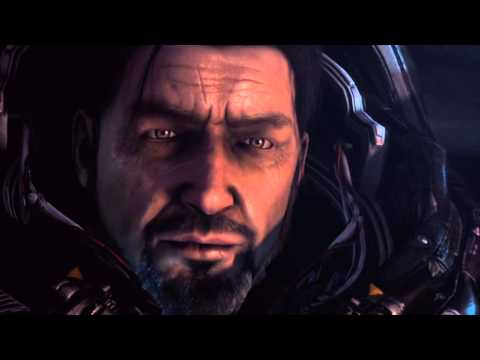 Starcraft 2 Heart of The Swarm Cutscenes Part 1/2