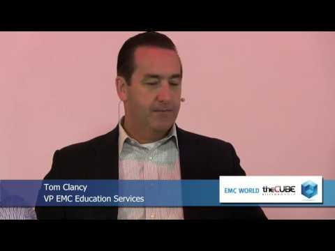 Jason Mundy & Tom Clancy - EMCworld 2012 - theCUBE