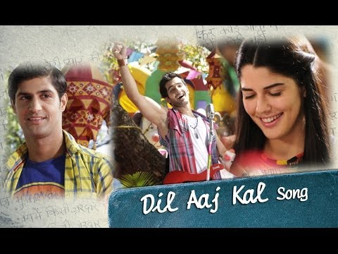 Dil Aaj Kal (Official Video Song) | Purani Jeans | Tanuj Virwani, Aditya Seal & Izabelle Leite
