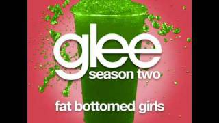Watch Glee Cast Fat Bottomed Girls video