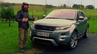Review  -  2015 Range Rover Evoque Autobiography