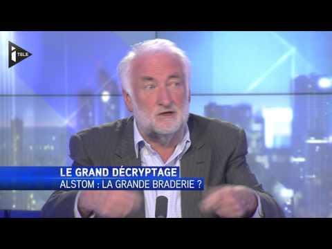 Alstom : la grande braderie ?
