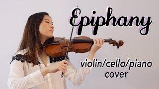 Epiphany Bts 방탄소년단 Violin Cello Piano Trio W Sheet Music