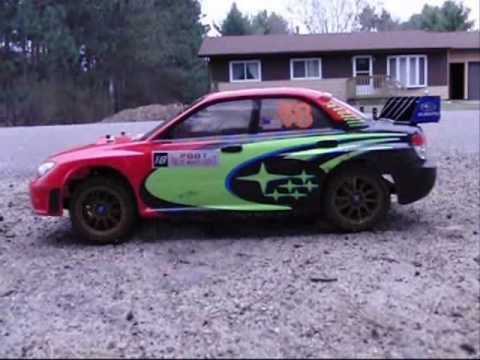 Subaru Action Video RC
