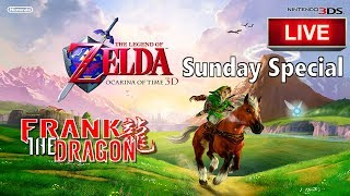 The Legend of Zelda: Ocarina of Time | 3DS | Live Game-Play