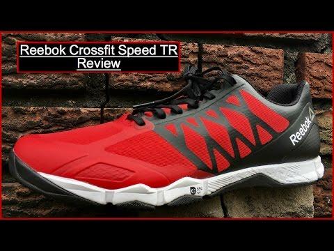 Reebok Crossfit Speed TR Review