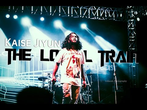 The Local Train - Kaise Jiyun (Rock Version) Live at IIT Ropar...