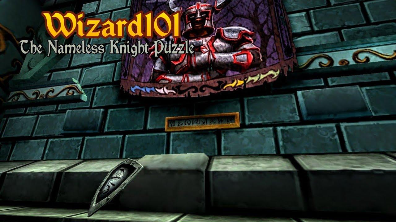 wizard101 nameless knight