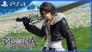 """Dissidia Final Fantasy NT (2018) - Final Fantasy VIII """"Promised Place"""" Stage Trailer - PS4"""