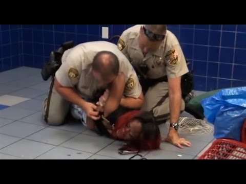 Las Vegas Police (and Security/BLM) Brutality Compilation 2