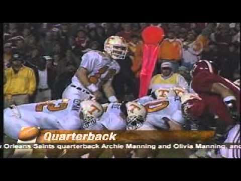 For full DVD and other Tennessee Vol Legends visit http://www.amazon.com/Legends-Tennessee-Volunteers/dp/B0021L8972/ Wish that I was on old Rocky Top, Down i...