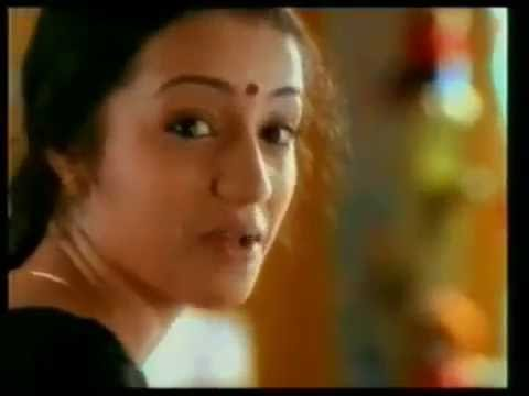 Trisha in Horlicks Advertisment   Classic Old Indain Advertisement...