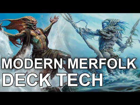 (Modern) Merfolk Deck Tech