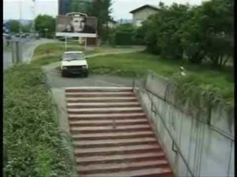 Yugo vs Stepenice - ko će više izdržati