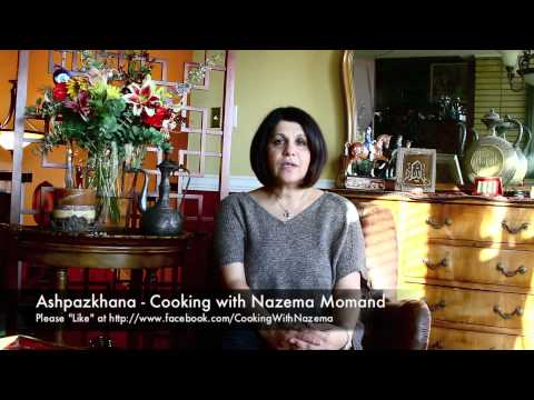 Ashpazkhana &#8211; Cooking with Nazema Momand &#8211; Eid 2012
