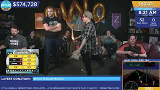 DB2018 - Dawnguard Game Show: Family Feud! Team Comms Vs. Team Noms
