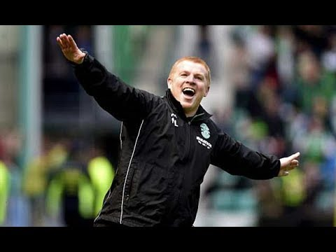 Neil Lennon given three game touchline ban for on pitch celebrations against Rangers
