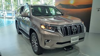 In Depth Tour Toyota Land Cruiser Prado J150 2nd Facelift JDM - Indonesia