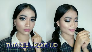 TUTORIAL MAKE UP || TASYA FARASYA MIZZU PALETTE