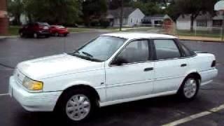 1992 Ford Tempo V6